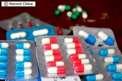 中国発がん性カプセル