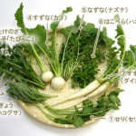 簡単!炊飯器で作る七草粥の作り方。日本の行事食を食べよう。