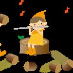 秋のレクレーション♪老人ホームでの人気の歌、手遊び歌 NO.2